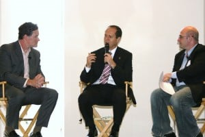 Bernthal, Barkat and Reich discuss Entrepreneurship