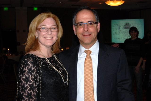 Cindy and Larry Halpern