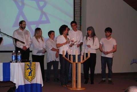 Menorah Lighting Ceremony