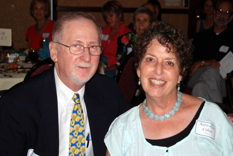 Bill and Sara-Jane Cohen