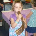 Extra Night for Shofar Making and Class