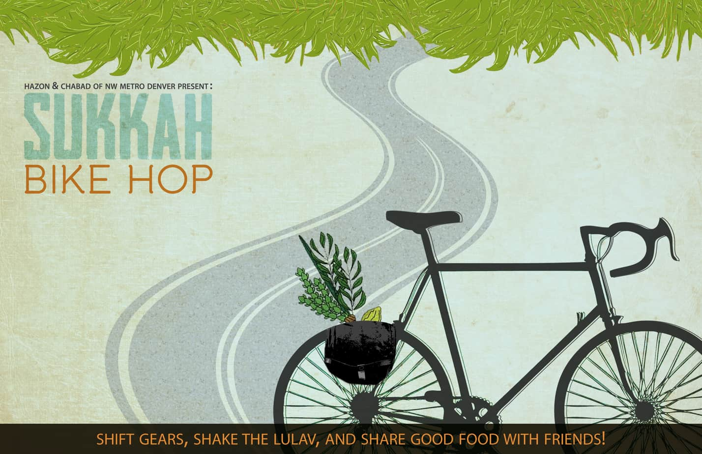 Sukkah Bike Hop no text