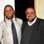The Two Aishes:  Rabbi Gavriel Goldfeder of Boulder Aish Kodesh and Rabbi Yakov Meyer of Aish Denver