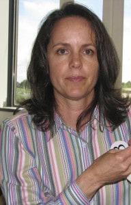 Dr. Juli Kramer, principal, DAT High School