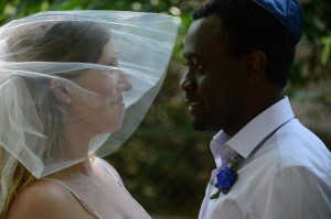 Mr. and Mrs.Patrick Tcheunou