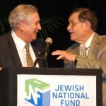 Gene Kay and Stan Kamlet, JNF Mountain States Region's Abbot and Costello