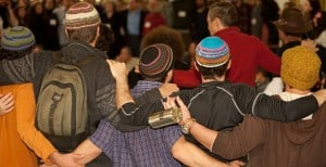 Community and ruach (spirit) at the Hazon Food Conference.
