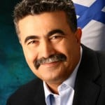 Israeli Minister of Environmental Protection Amir Peretz