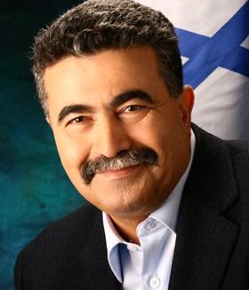 Israeli Minister of Environmental Protection Amir Peretz