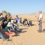 Study Coexistence and Environmental Studies in Israel