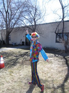 Executive Director of the Boulder JCC, Jonathan Lev, invites you to join us for the Purim Carnival!