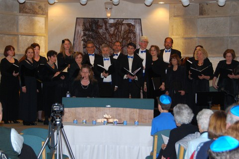 "Colorado Hebrew Chorale Workshop and ""Informance"""