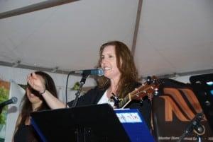 Holli Berman, veteran performer of 20 Boulder Jewish Festivals!