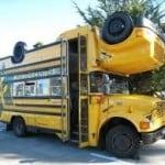 The Topsy Turvy Bus is Coming to Bonai Shalom!