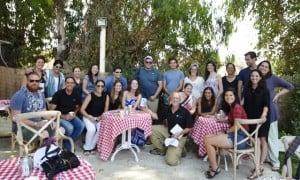 JNFuture Leadership Institute Mission at Naharyia