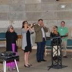 "Flood Remembrance Event Gathers the Community – ""First Yahrtzeit"""