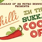 Chili in the Sukka Cook Off