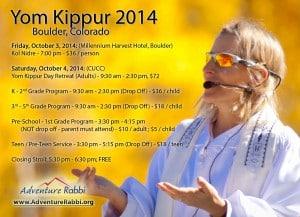 Join the Adventure Rabbi community for Yom Kippur!