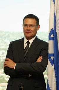 Israeli Consul General David Siegel