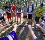 Adventure Rabbi Teens Take on Apex