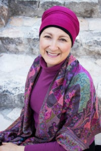 Laya Saul Jackson, featured speaker at Boulder County Center for Judaism's Lunch and Learn