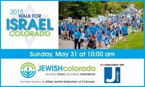 2015 Walk for Israel