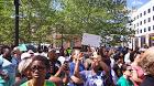 Outside City Hall 3