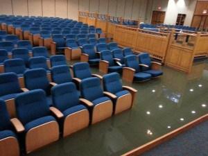 Flooded Sanctuary
