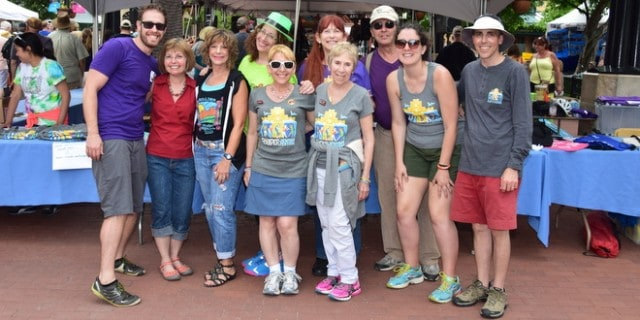 The 2015 Boulder Jewish Festival Committee