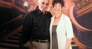 Bruce Kahn with Susan Litt