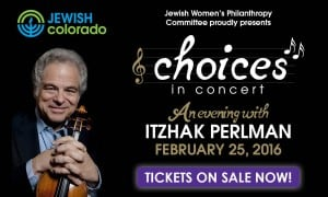 JEWISHcolorado Choices Feb 25th