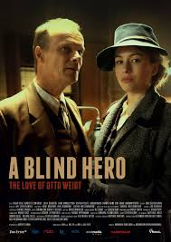 a blind hero poster