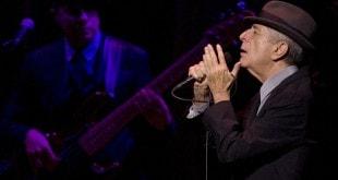 Celebrating Leonard Cohen
