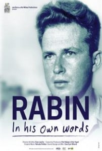 rabin in his own words poster