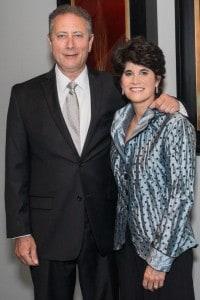 Leslie and Noel Ginsburg