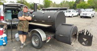 Lew Miller, BBQ master