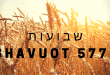 Shavuot Is Around The Corner!
