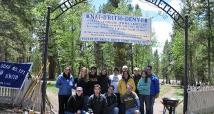 20th Annual Leadville Jewish Cemetery Cleanup and YLN Camping Trip