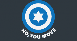 """No, YOU Move"": Captain America, Anti-Semitism, and #JewishComicsDay"