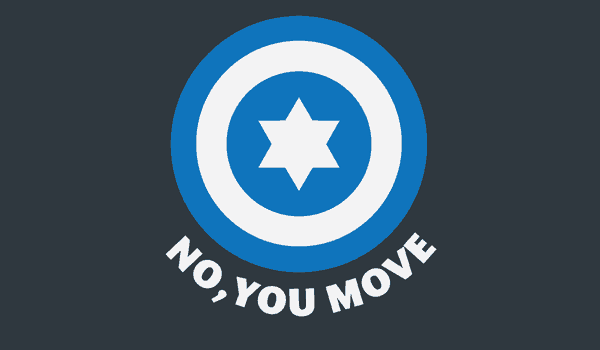 """No, YOU Move"": Captain America, Anti-Semitism, And"