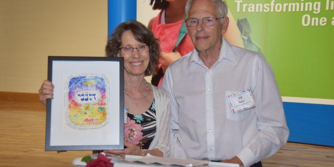 Boulder JFS Honors Ed Kass
