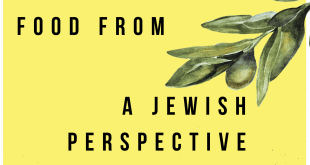 Food Jewish Perspective Flyer