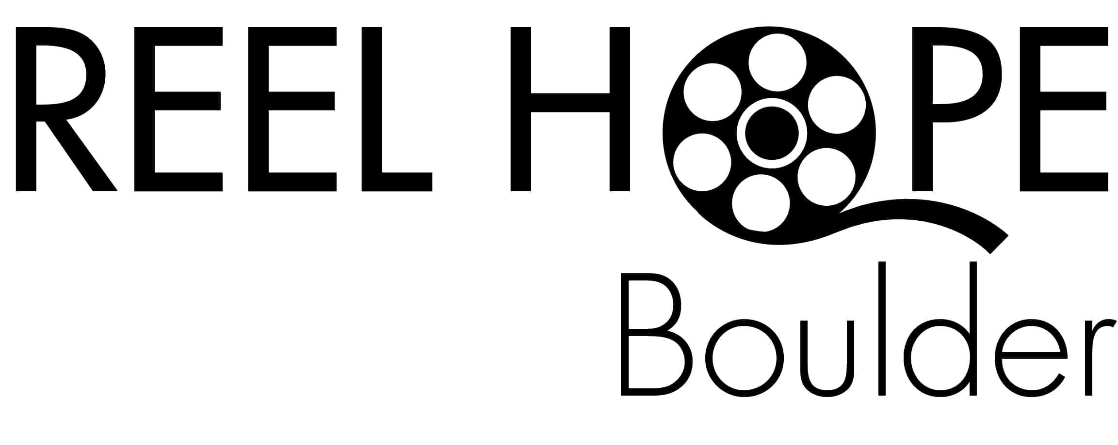 Reel Hope Boulder Logo