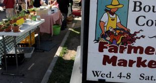 Ask the Rabbi at the Farmers Market