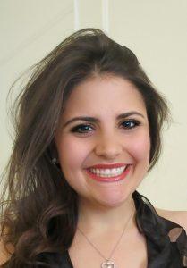 Adriane Greenberg, recipient of the Charlotte B. Tucker Young Leadership Award from JEWISHcolorado