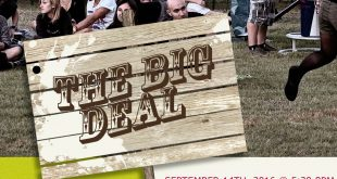 The Big Deal September