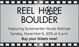 Reel Hope Boulder
