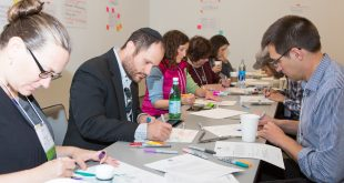 The Collaboratory, the largest gathering of Jewish innovators in the country.