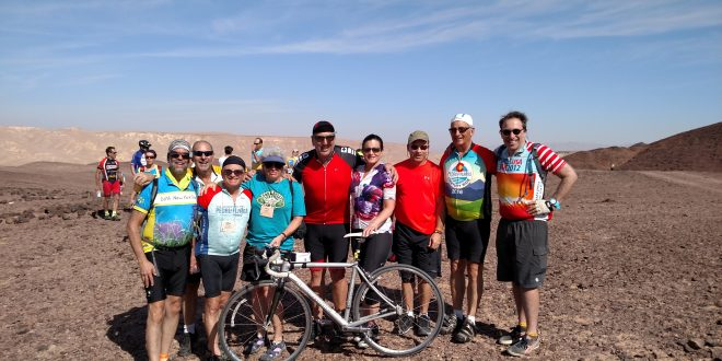 8 Colorado Riders Complete the 2016 Israel Ride