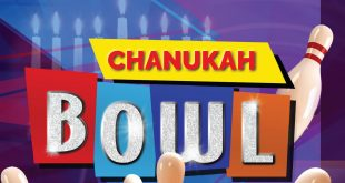 Celebrate 1st Day of Chanukah with Chinese Buffet and Bowling